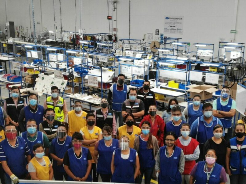 Mexico's young and abundant workforce